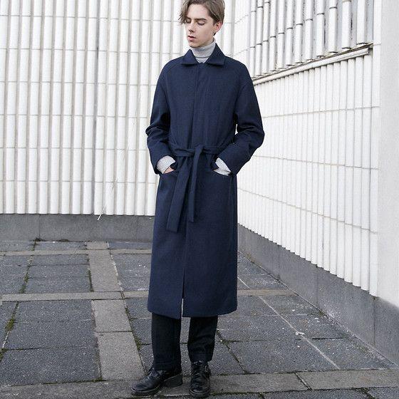 Get this look: http://lb.nu/look/7968392  More looks by Mikko Puttonen: http://lb.nu/mikkoputtonen  Items in this look:  Topman Turtleneck, Topman Coat, Topman Trousers, Ash Footwear Shoes   #chic #classic #minimal