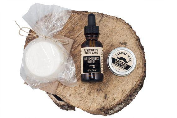 The Lumberjack Beard Kit Deluxe