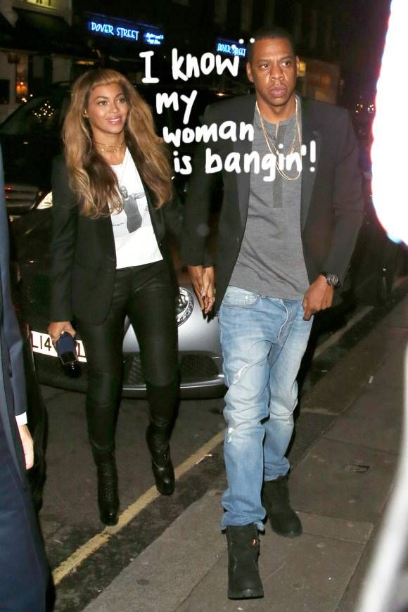 Beyoncé AND Her New Bangs Go Out For A Hot Dinner Date With Jay Z!