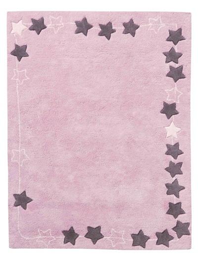 un joli tapis étoilé | chambre enfant / kid\'s room | Tapis bebe ...