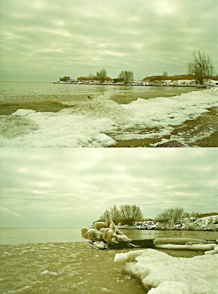 Port Stanley, winter 2012