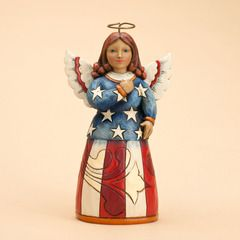 Pint Sized Patriotic Angel - 4031204 $22.00
