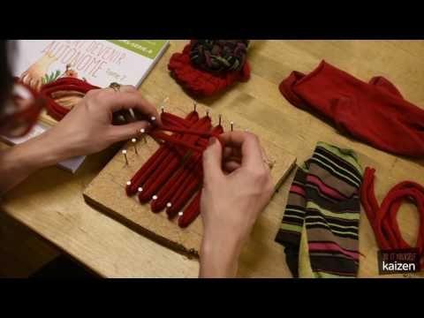 Fabriquez un tawashi vous-même, cette éponge à vaisselle qui dure à vie - Astuces de grand mère