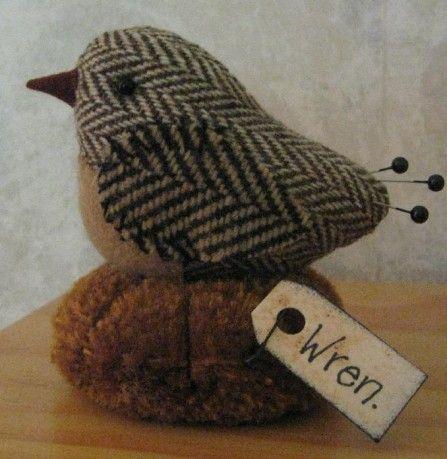 Cutest little bird!
