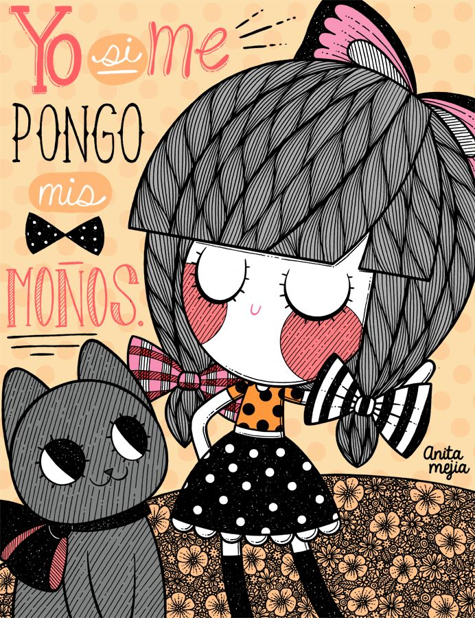Anita Mejia - Illustration Blog                                                                                                                                                                                 Más