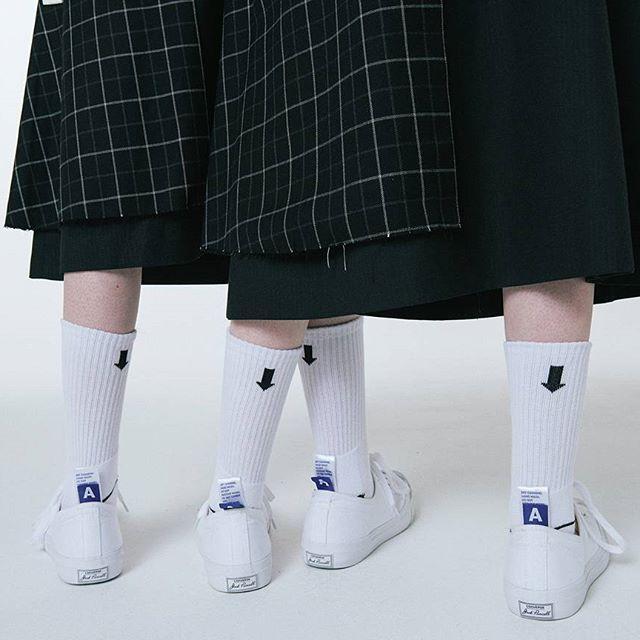 Arrow socks!  .  now.  adererror.com  #ader#adererror