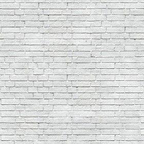 Textures White bricks texture seamles 00524 | Textures - ARCHITECTURE - BRICKS - White Bricks | Sketchuptexture