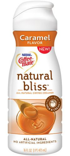 $0.75 off (1) Coffee-Mate natural bliss creamer