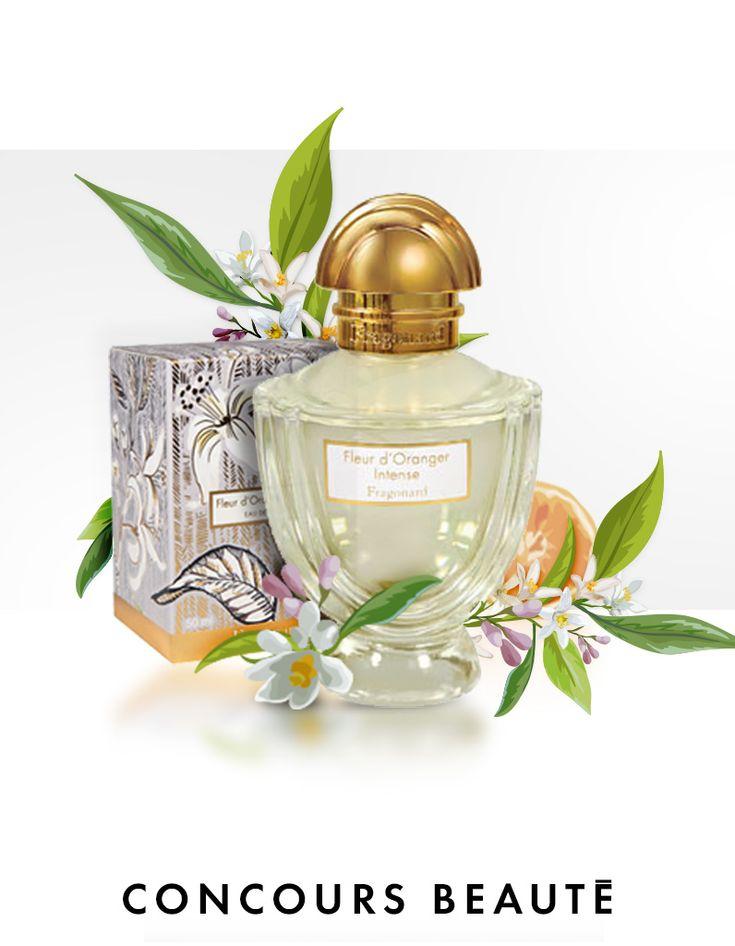 """Votre eau de parfum """"Fleur d'Oranger Intense"""" Fragonard - Elle"""