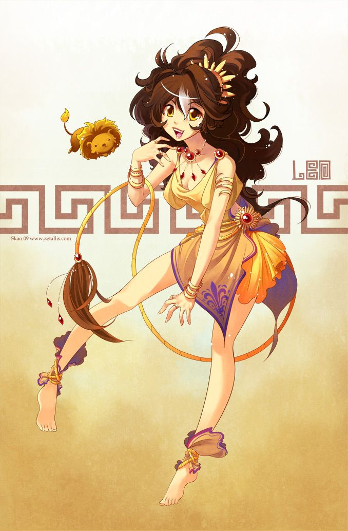 Anime Zodiac Leo | www.pixshark.com - Images Galleries ...