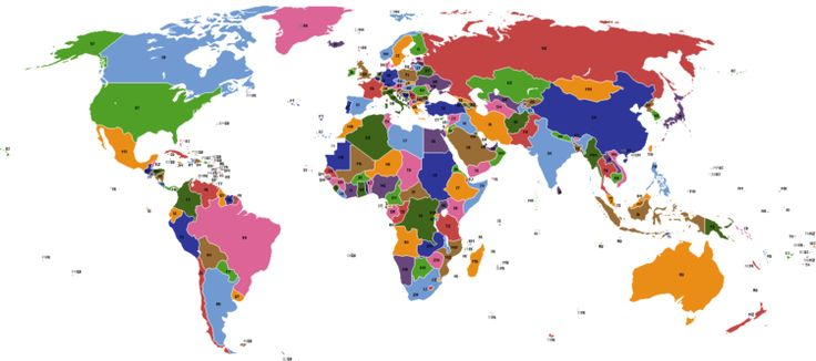 ISO country codes ISO 3166-1 - Wikipedia