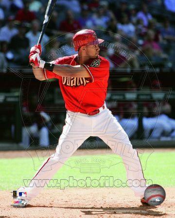 Arizona Diamondbacks - Chris B. Young 2011 Action