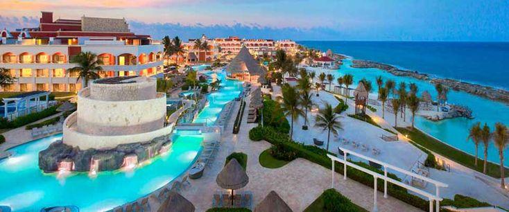 Hard Rock Hotel - Riviera Maya Mexico #carolynstanley #travel