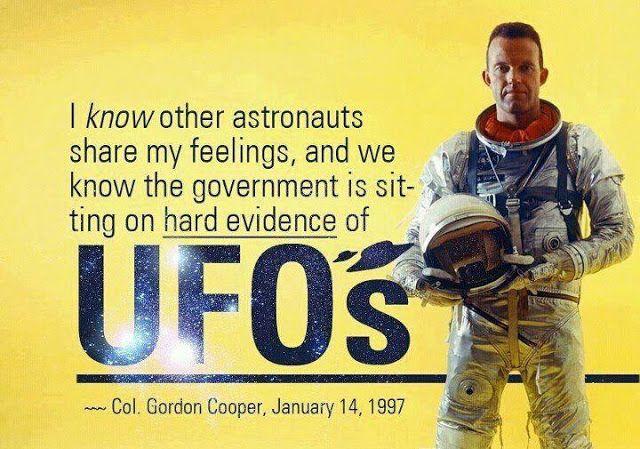 Alien UFO Sightings: Were US Astronauts Ordered Not To Report UFOs & Aliens?