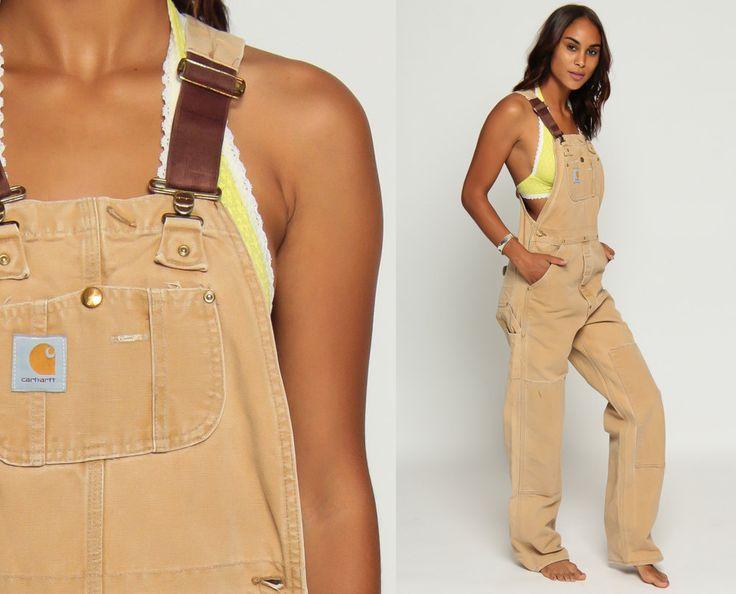 Carhartt overoles pantalones holgados de los años 80 por ShopExile