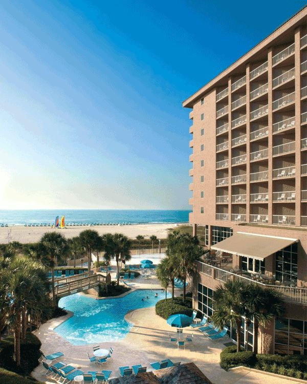 Escape To Paradise On The Gulf Coast At Perdido Beach Resort Orange Al