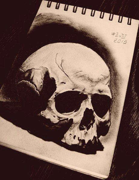 #tattoo #tattoos #sketch #designtattoo #LxV #drawing #ink #skull #realism #tattooideas