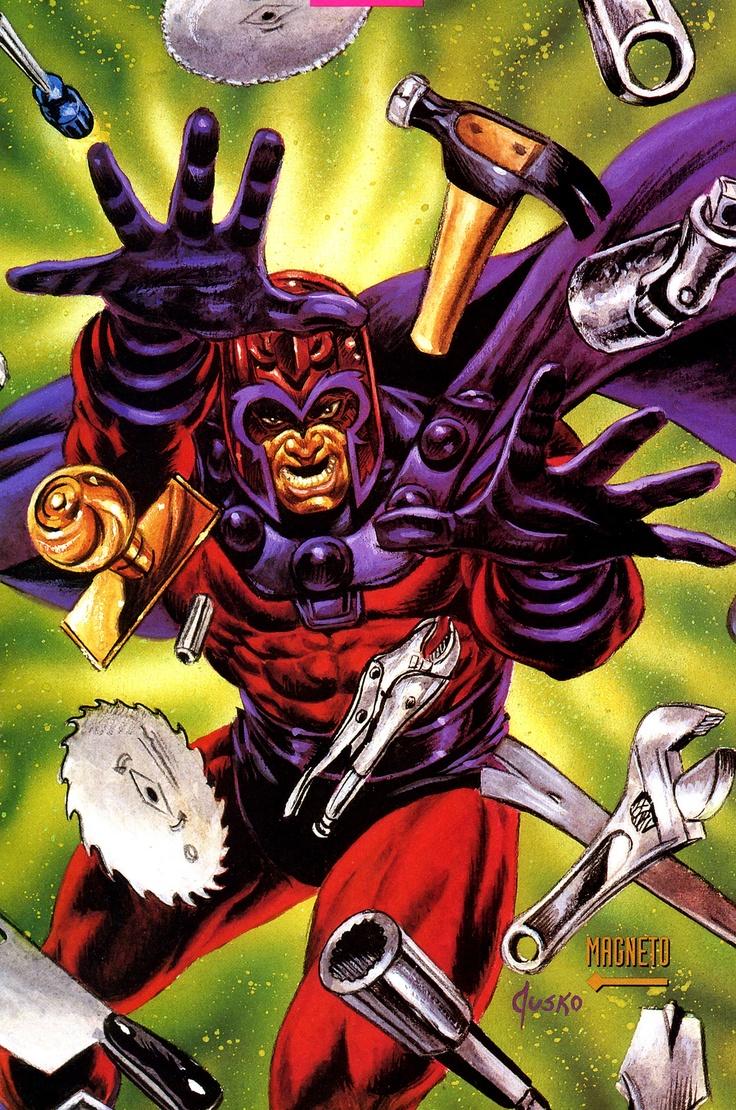 Magneto by Joe Jusko