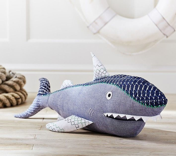 Your Next Best Shark Plush Buddy! Did You Know You Can Win This Toy For Great Ideas