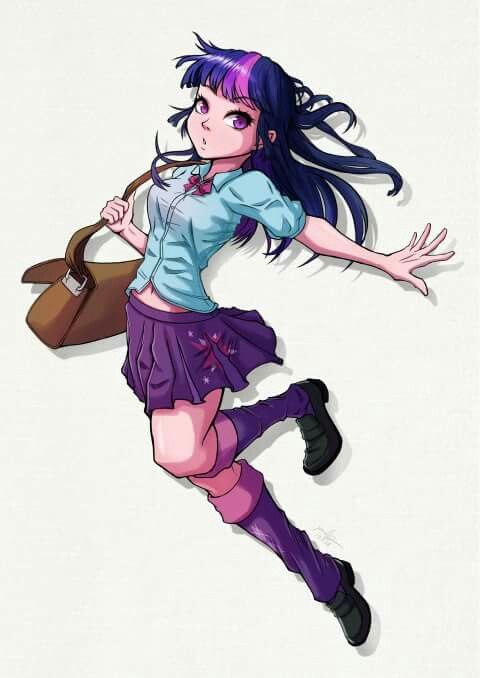 Human Twilight My Little Pony Characters Twilight Sparkle Mlp Twilight Sparkle