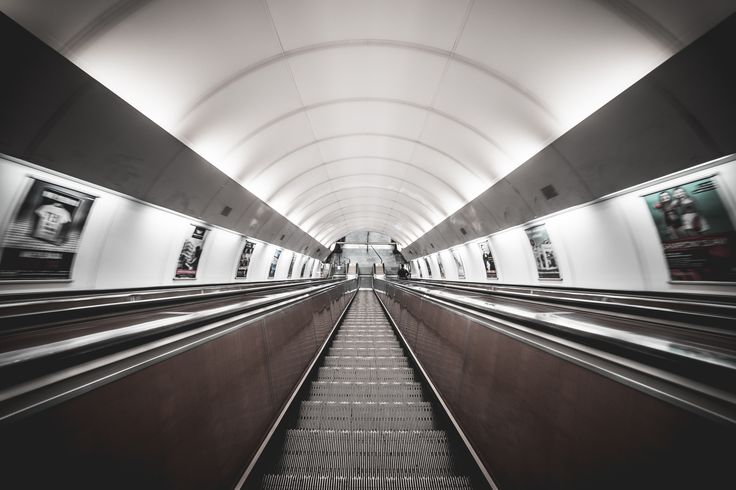 Symmetric Underground Escalator ➤ DOWNLOAD by click on the picture ➤ #Architecture #Blurry #Escalator #InMotion #Metro #Motion #PublicTransport #Stairs #Symmetric #Symmetry #Transportation #Underground #freestockphotos #picjumbo