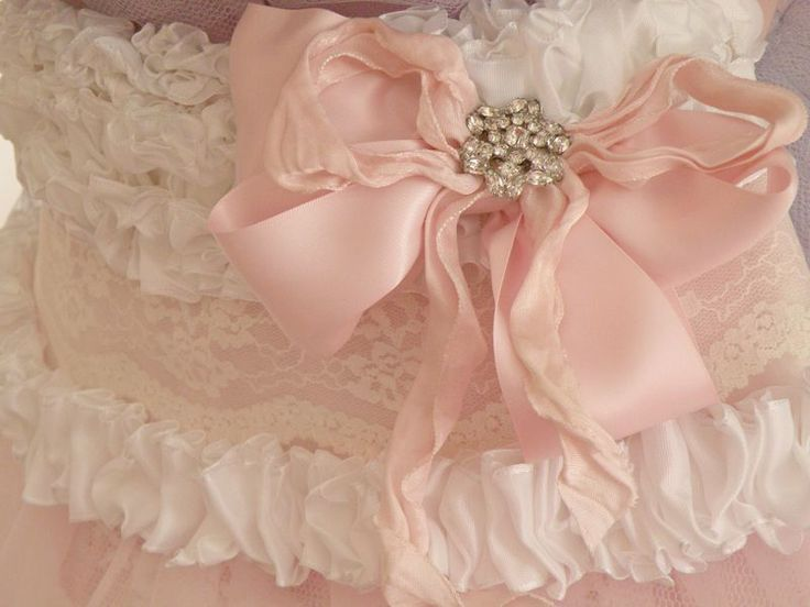 ruffles and ribbons and lace oh my