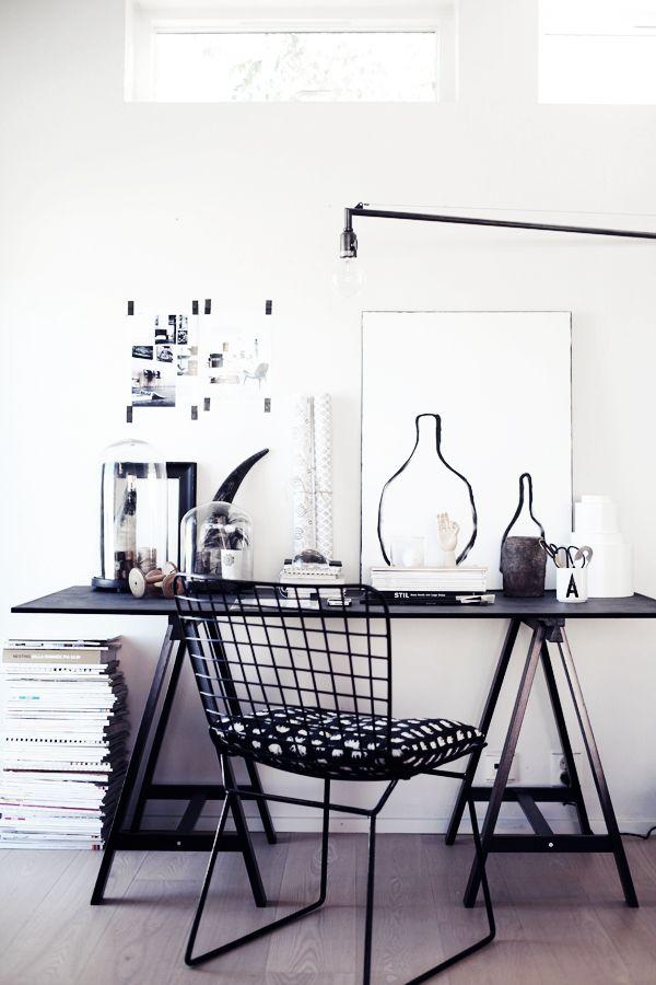 B & W workspace… | Helt enkelt