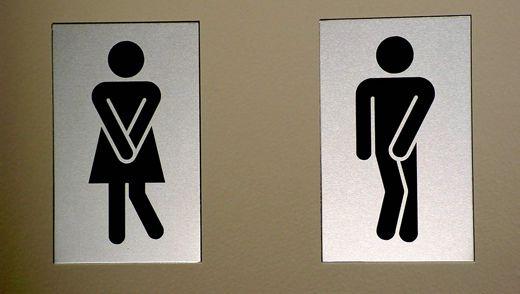Toalettdörr - loo door