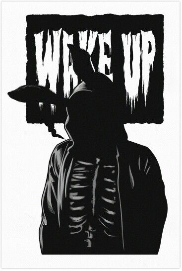 Donnie Darko wake up. artwork
