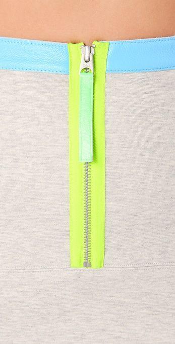 fun zipper detail