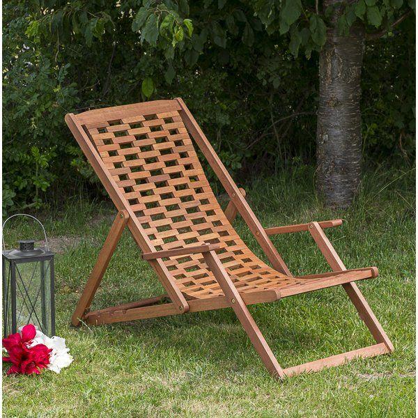 Klappbarer Sonnenstuhl Arnd Sonnenstuhl Liegestuhl Und Stuhle