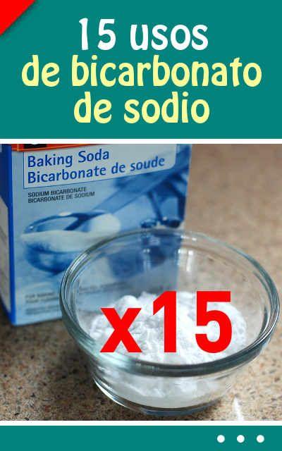 Cada mujer debe saber estos 15 usos de bicarbonato de sodio