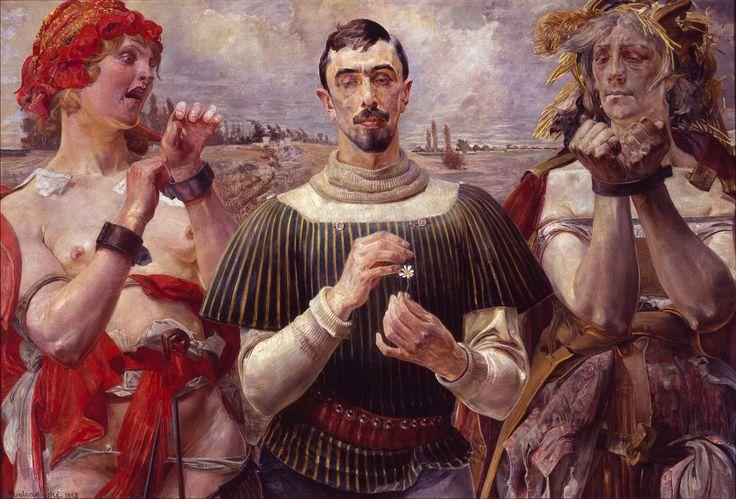 Jacek Malczewski Hamlet polski (2) - Jacek Malczewski - Wikipedia, the free encyclopedia