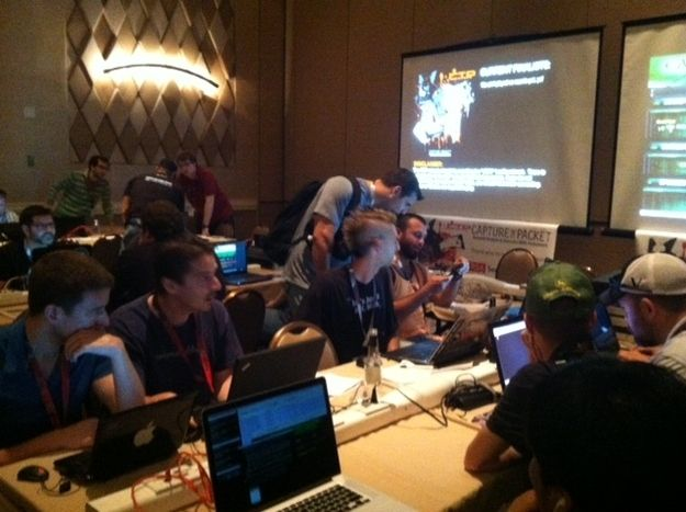 Welcome To Def Con — You've Already Been Hacked