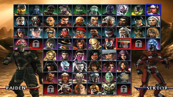 Mortal Kombat 5 PC Game Highly Compressed [Free]