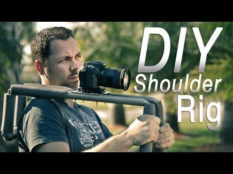 Film Riot's #DIY Shoulder Rig