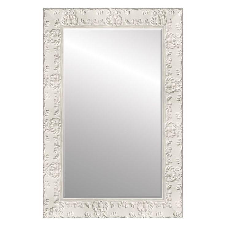 White Framed Wall Mirror 34 best framed wall mirrors images on pinterest | framed wall