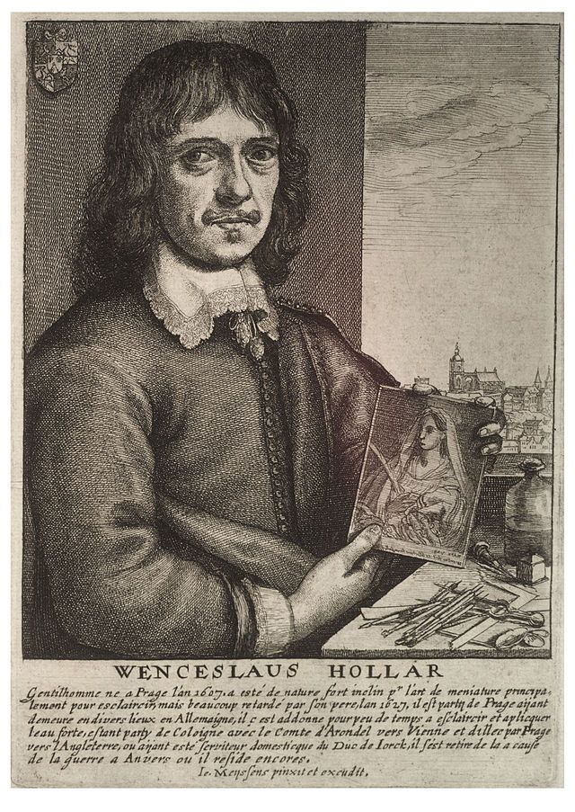 Wenzel Hollar - Wikimedia Commons