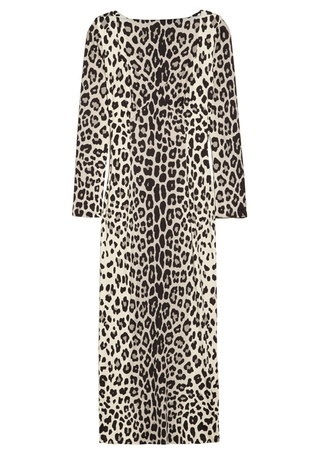 Marc Jacobs robe leopard