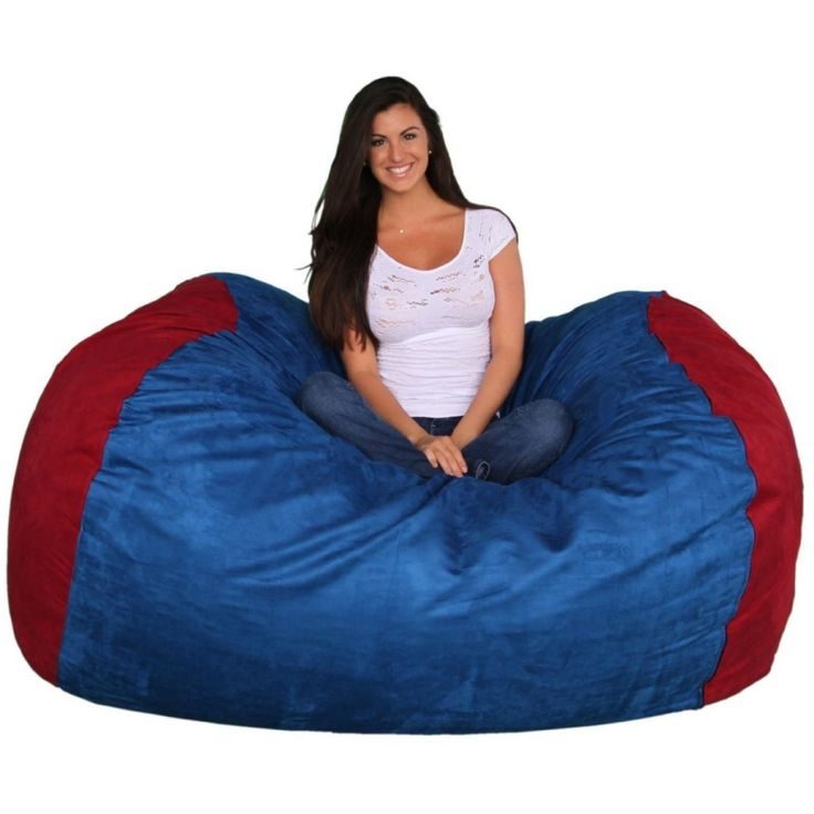 Best Big Bean Bags Ideas On Pinterest Bean Bag Chairs Bean - Adult bean bag pattern free
