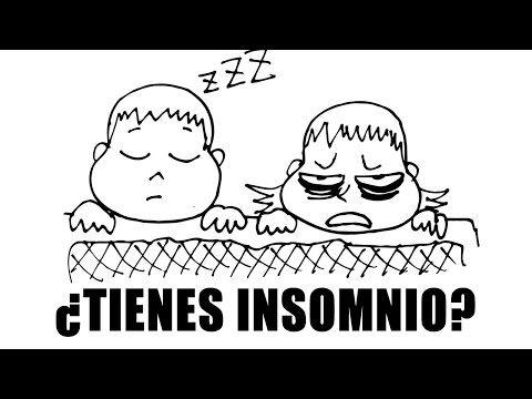 TRUCOS PARA PREVENIR EL INSOMNIO - YouTube