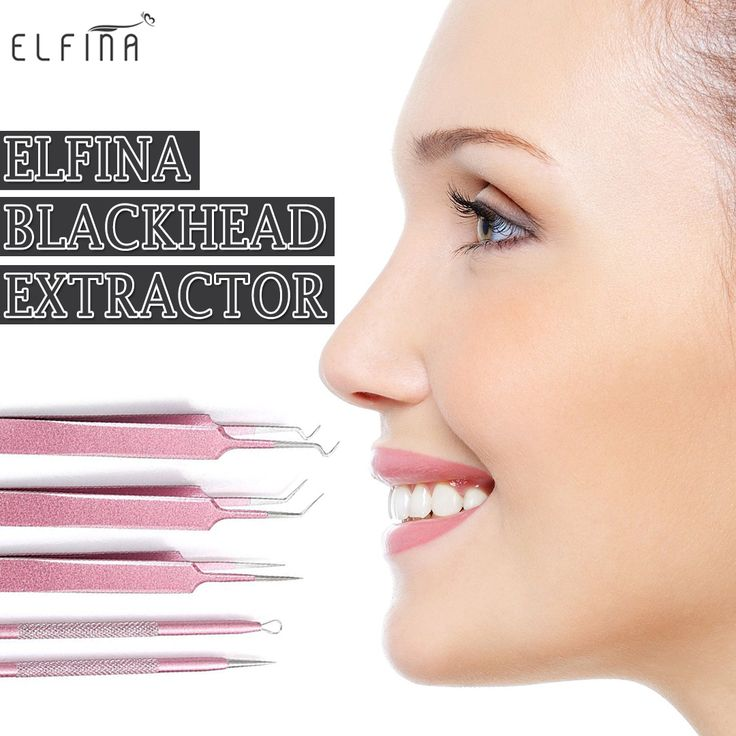 ELFINA's Blackhead Pimple Extractor tool is one of the easiest, quickest ways to remove those annoying blockages! Try at least once… http://amzn.to/2xZCvAQ