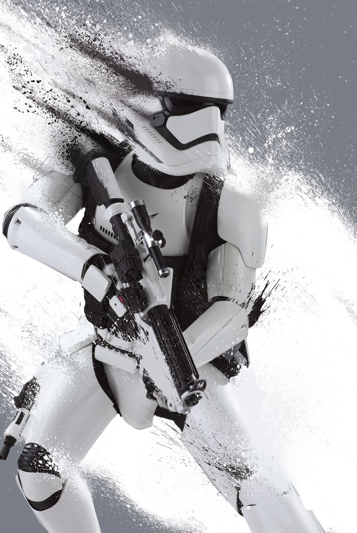 First Order Trooper 3009 x 4500 px