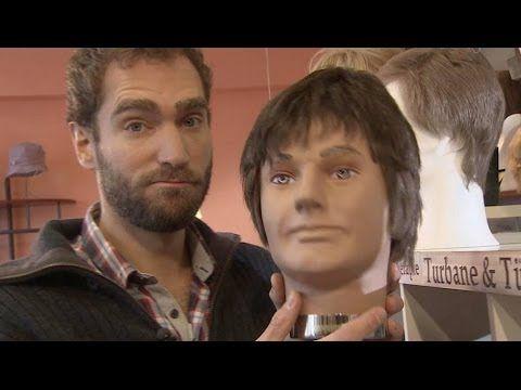 """Arte: Männerschreck Haarausfall - Was tun gegen Glatze? -  Jeder zweite europäische Mann ist von Haarausfall betroffen. Dieser zieht häufig nicht nur die Frisur in Mitleidenschaft, sondern auch das Selbstwertgefühl. Was kann """"Mann"""" aber bei drohender Glatze tun? Die einfachste Abhilfe wird im Studio für Zweithaar geboten: maßgeschneiderte Toupets ... - #German"""