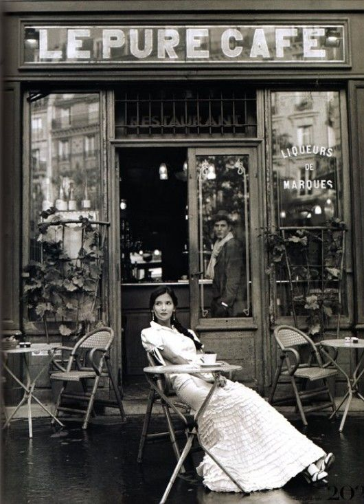 Le pure cafe in France: Pure Cafe, Cafe Style, Cafe Paris, Paris Cafe, French Cafe, Parisians Style, Cafe K-Cup, Le Pure, Photo