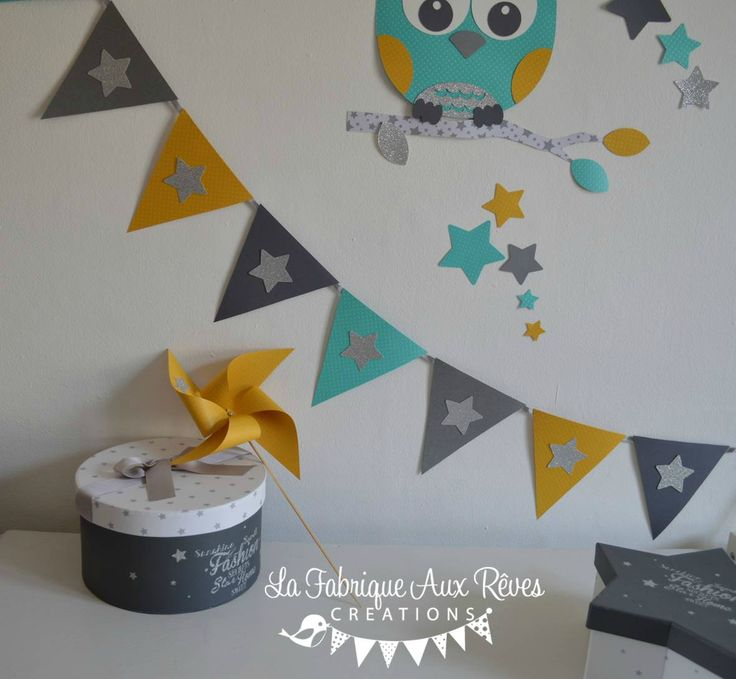 11 best Chambre Mahé images on Pinterest Child room, Baby rooms - deco chambre turquoise gris