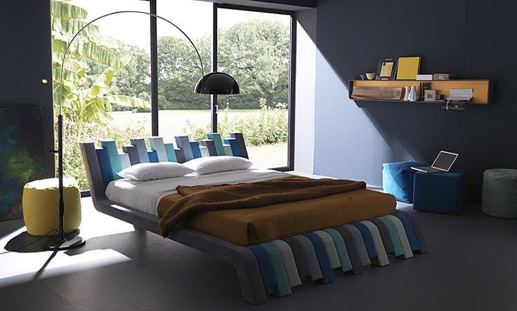 кровать CU.bed итальянского производителя BOLZAN letti