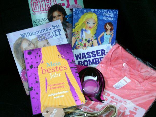 Mädchen Bücher Abo