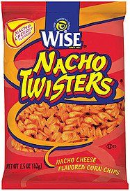 Wise Nacho Twisters, 1.125-Oz Bags (Pack of 36)  https://www.amazon.com