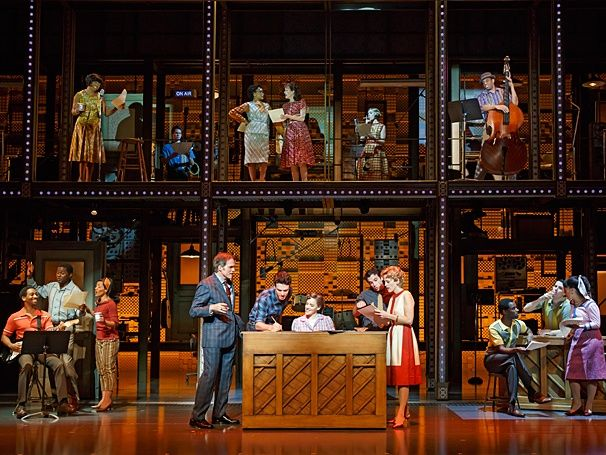 Beautiful: The Carole King Musical: Show Photos — cast